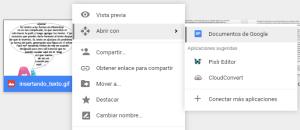Cómo extraer texto de imágenes o PDF