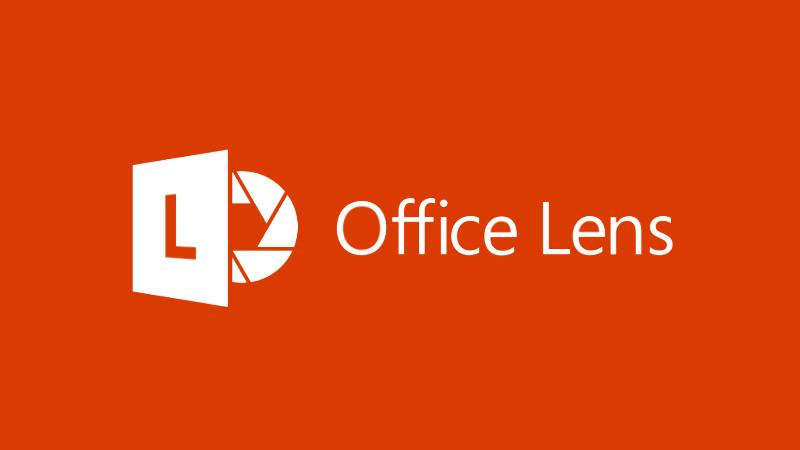 Office Lens Escanner gratuito de alta calidad en tu bolsillo