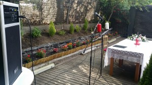Sonido Maestroceremonias Madrid