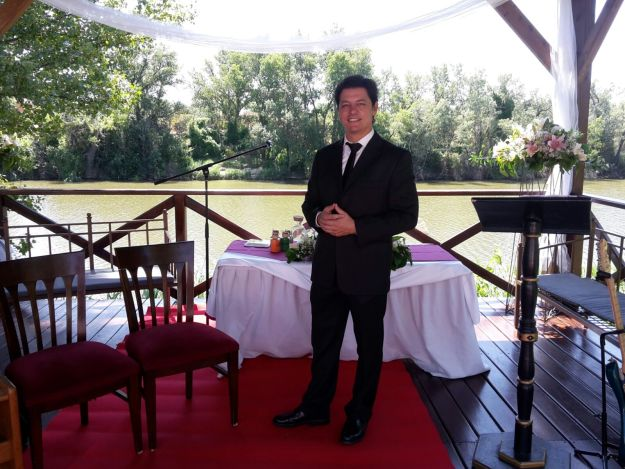 Maestro Oficiante de Ceremonias de Boda Civil Valladolid