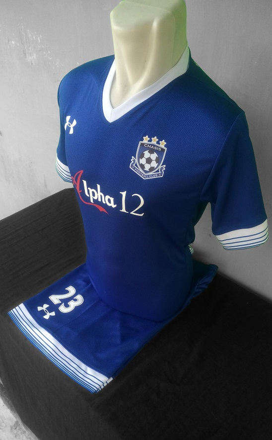 Jersey Chassis FC-bikin jersey futsa