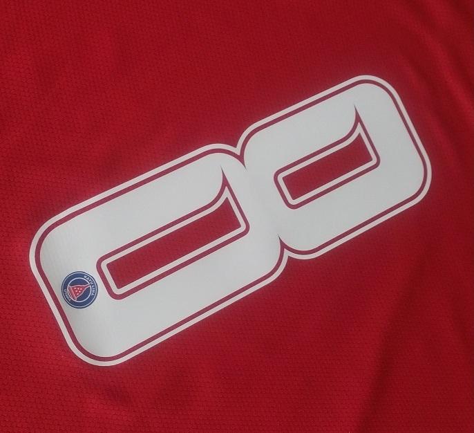 Jersey kayu lima utama-bikin jersey futsal