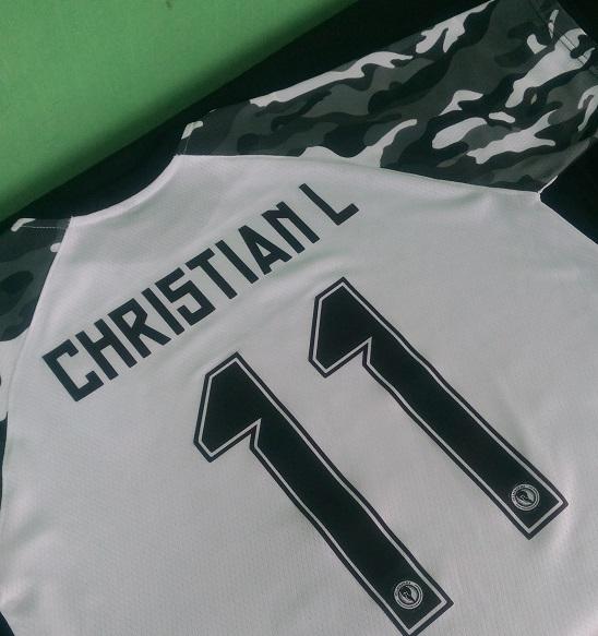 Jersey Laurensia FC-buat jersey futsal