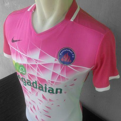 Jersey Pink Pamanukan FC-bikin jersey futsal