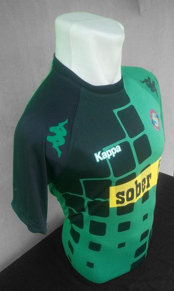 Jersey Sober FC-buat baju futsal