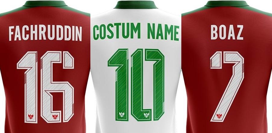 font jersey timnas indonesia aff-bikin jersey futsal