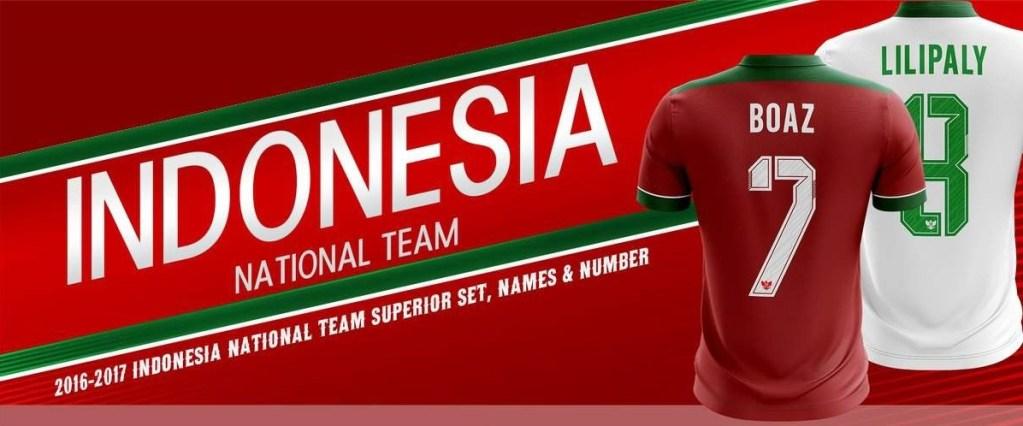 font jersey timnas indonesia-bikin jersey futsal