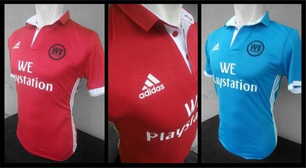 jersey WE palangkaraya-buat jersey futsal