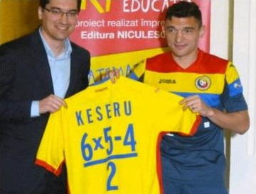 Jersey Rumania-buat jersey bola