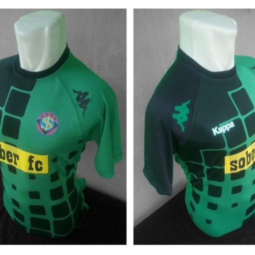 Jersey Sober FC-bikin jersey futsal