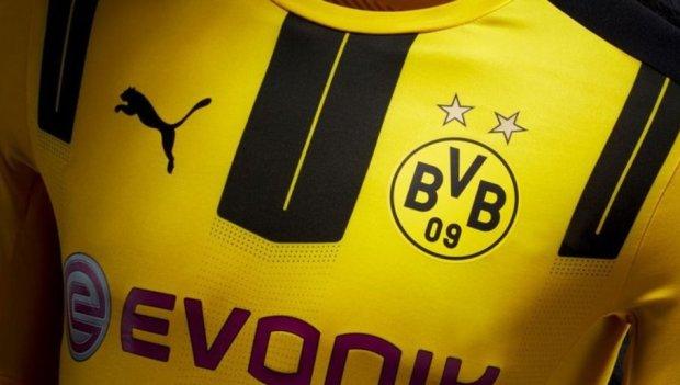 Jersey Dortmund-buat jersey bola
