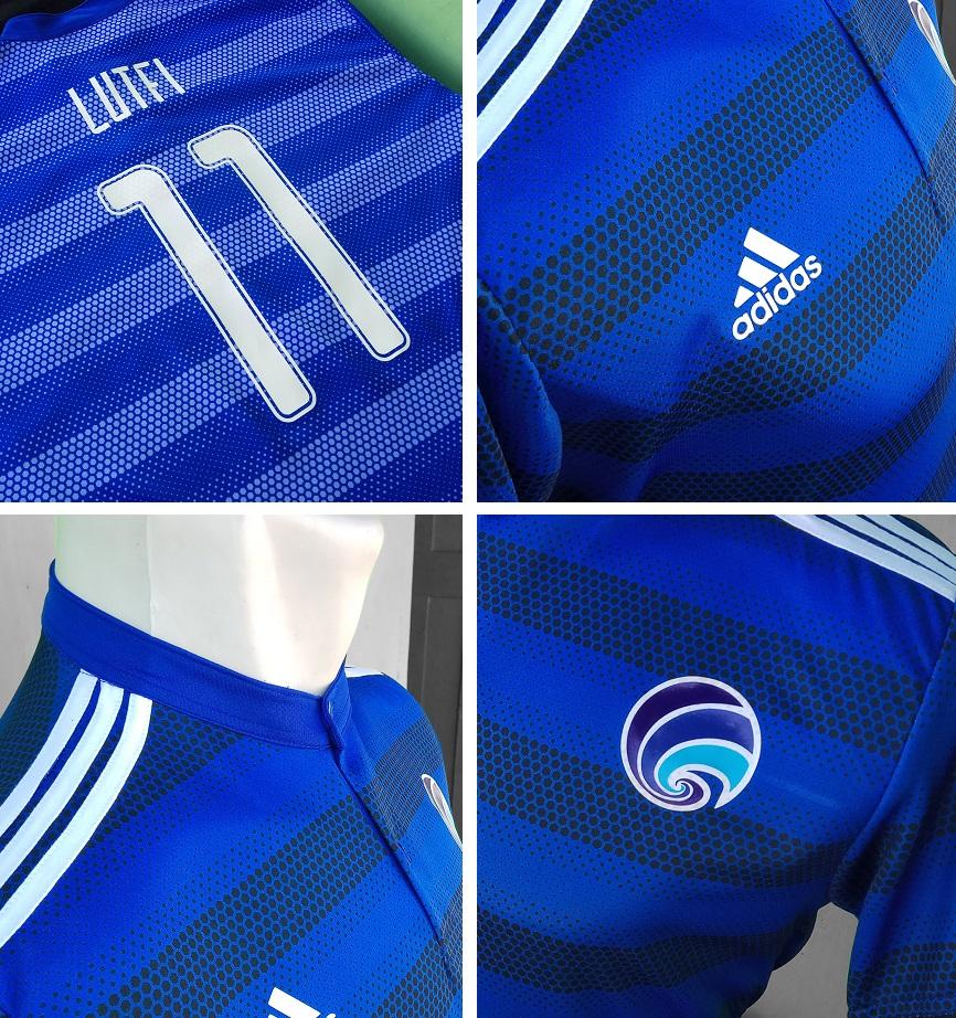 detail jersey kominfo PS sangatta-buat jersey bola