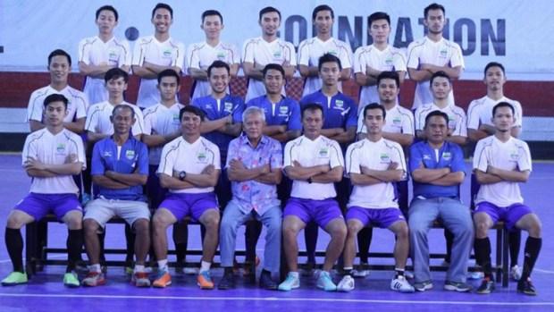jersey FKB futsal kota bandung-desain jersey futsal