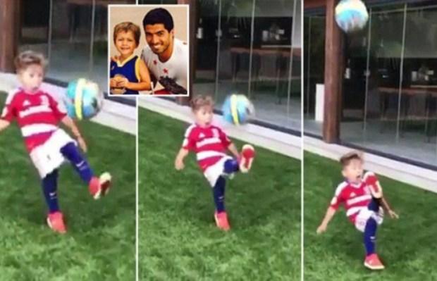Jersey Sepak Bola Terbaru 2017 Midlesbrough Dipakai Anak Luis Suarez