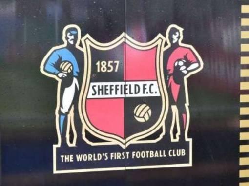 logo Sheffield FC- buat jersey sepak bola