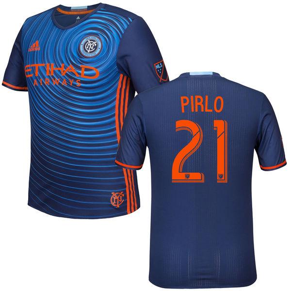 Desain Baju Bola Terbaik Dari New York City FC