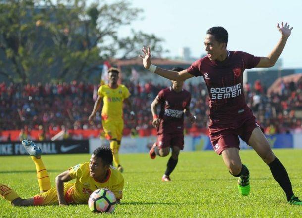 Jersey PSM Makassar