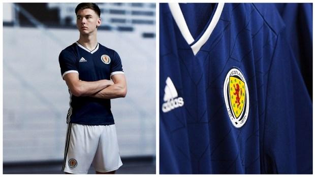 jersey sepak bola terbaru skotlandia
