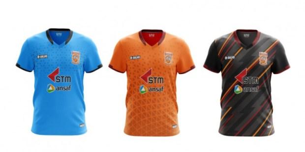 Jersey Sepak Bola Borneo FC Piala Presiden