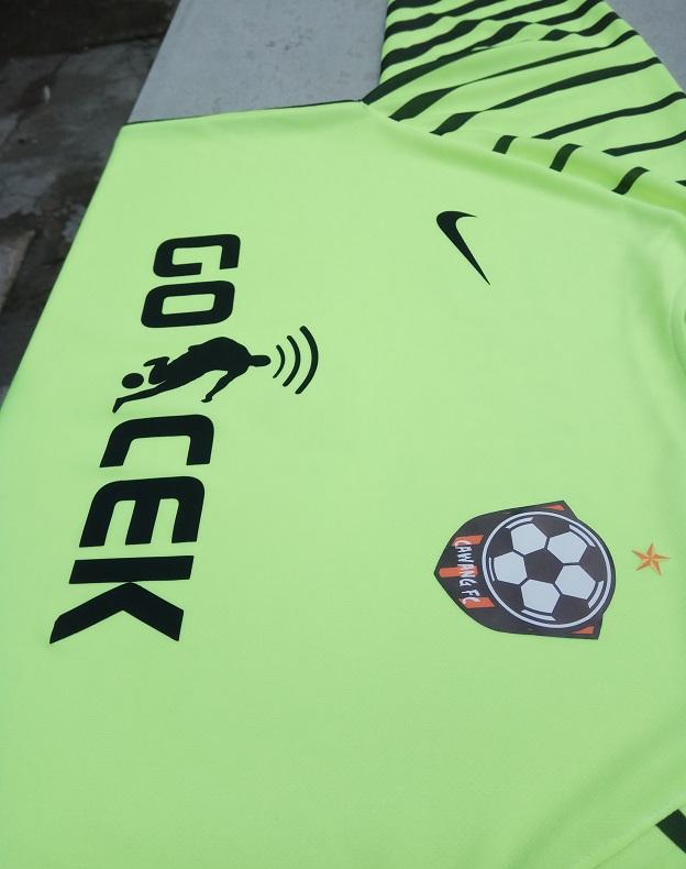 Jersey Kiper Futsal Cawang FC Jakarta