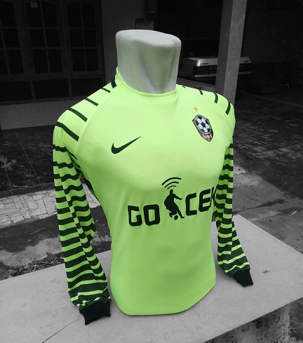 Jersey Printing Kiper Cawang FC Jakarta