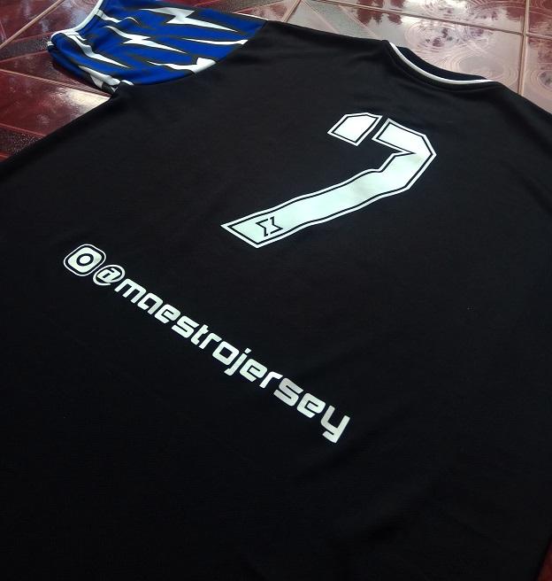 Jersey Printing SMANTI 05 Singkawang