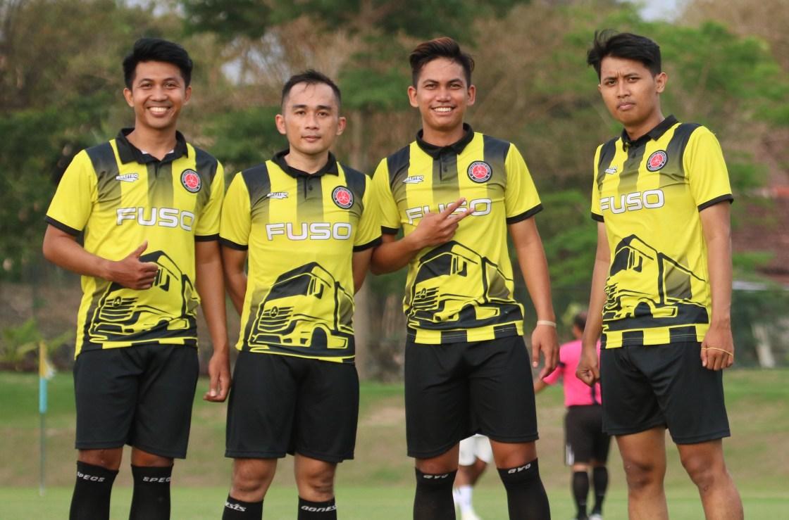 Jersey Futsal Fuso FC