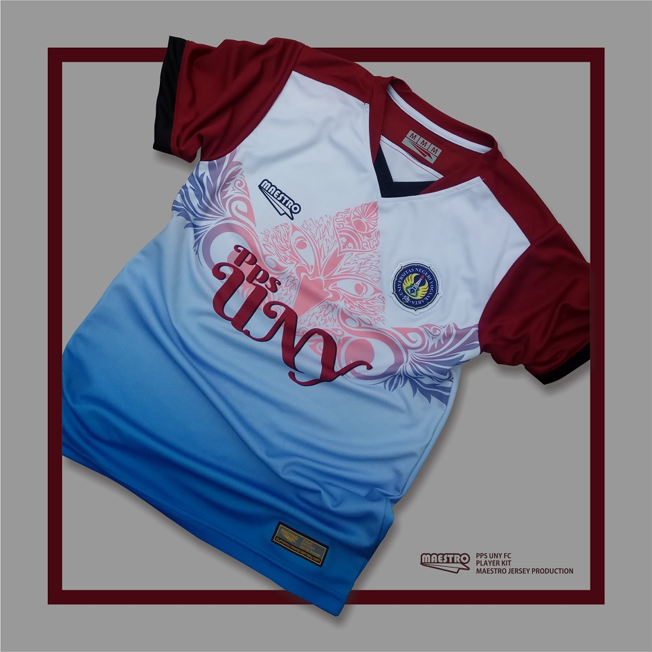 Full Print Jersey PPS UNY