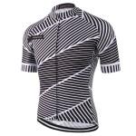 desain jersey sepeda motif garis garis keren