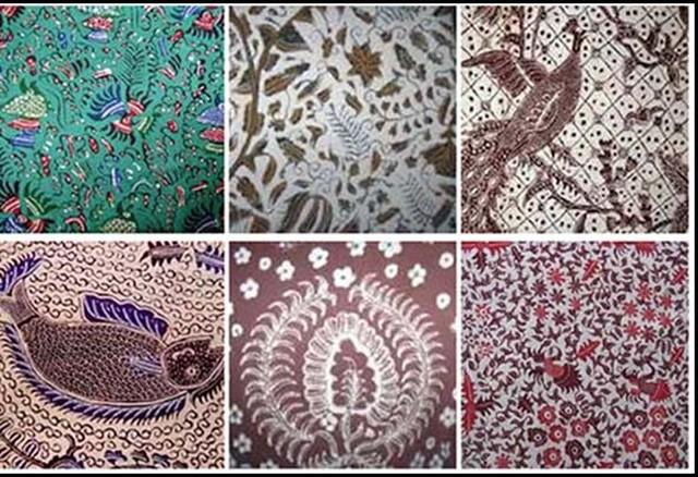 Motif Batik Indramayu