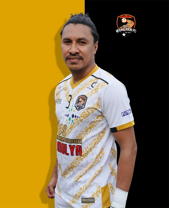 Jersey Mas Young Rior FC