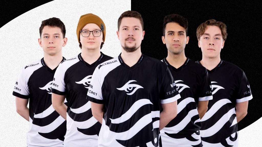 jersey gaming team secret