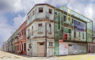 Serie: Intervención urbana