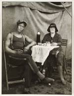 Circus Workers 1926-32 by August Sander 1876-1964