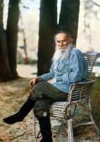 Lev Nikoláyevich Tolstoi (León Tolstoi)