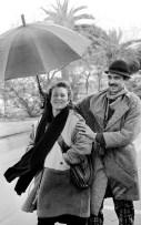 Letizia Battaglia 0 y su esposo Franco Zecchin