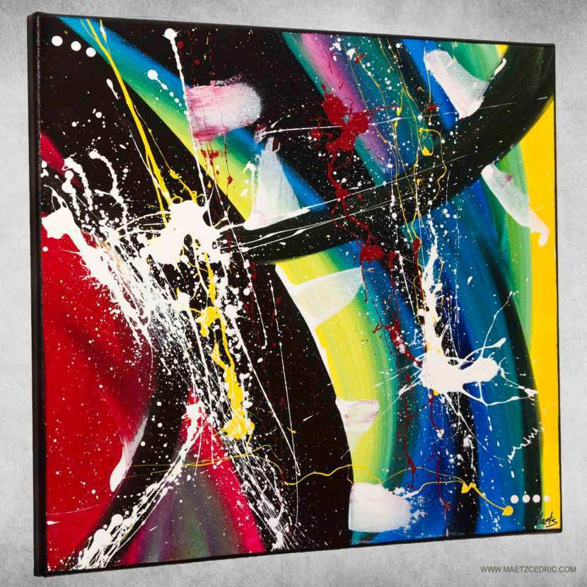 tableau de peinture moderne et contemporaine