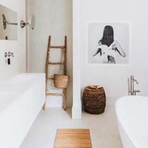 дизайн интерьера ванные комнаты спа 2019