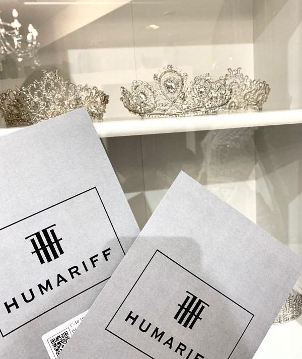 Humariff пригласительные на показ
