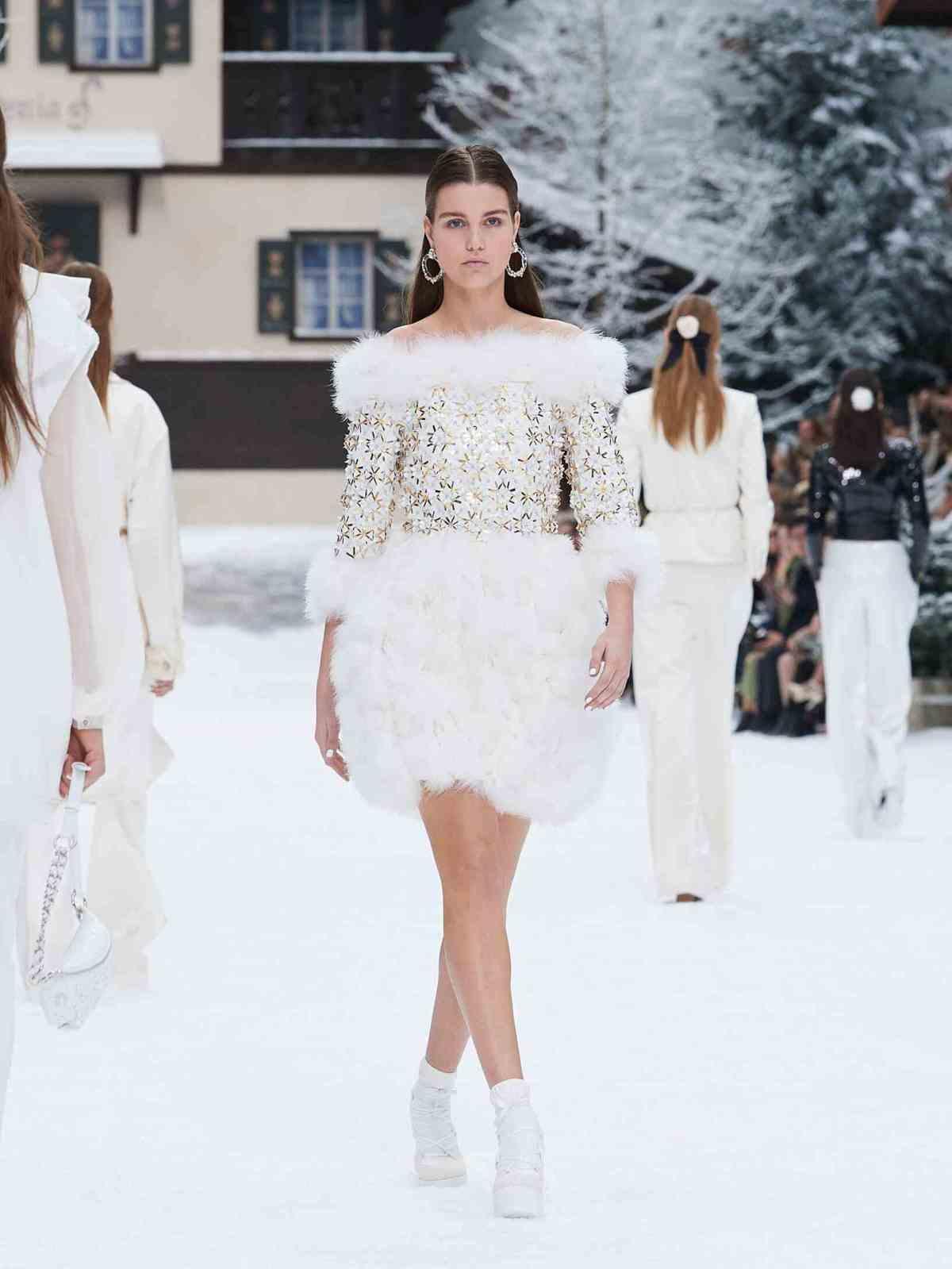 модные платья тренды