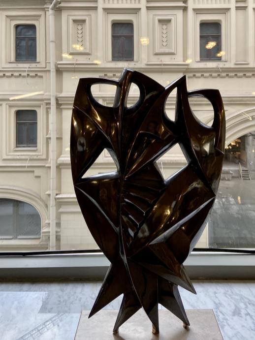 скульптура антона вяткина балет