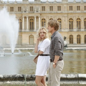 Атмосферное кино Полночь в Париже