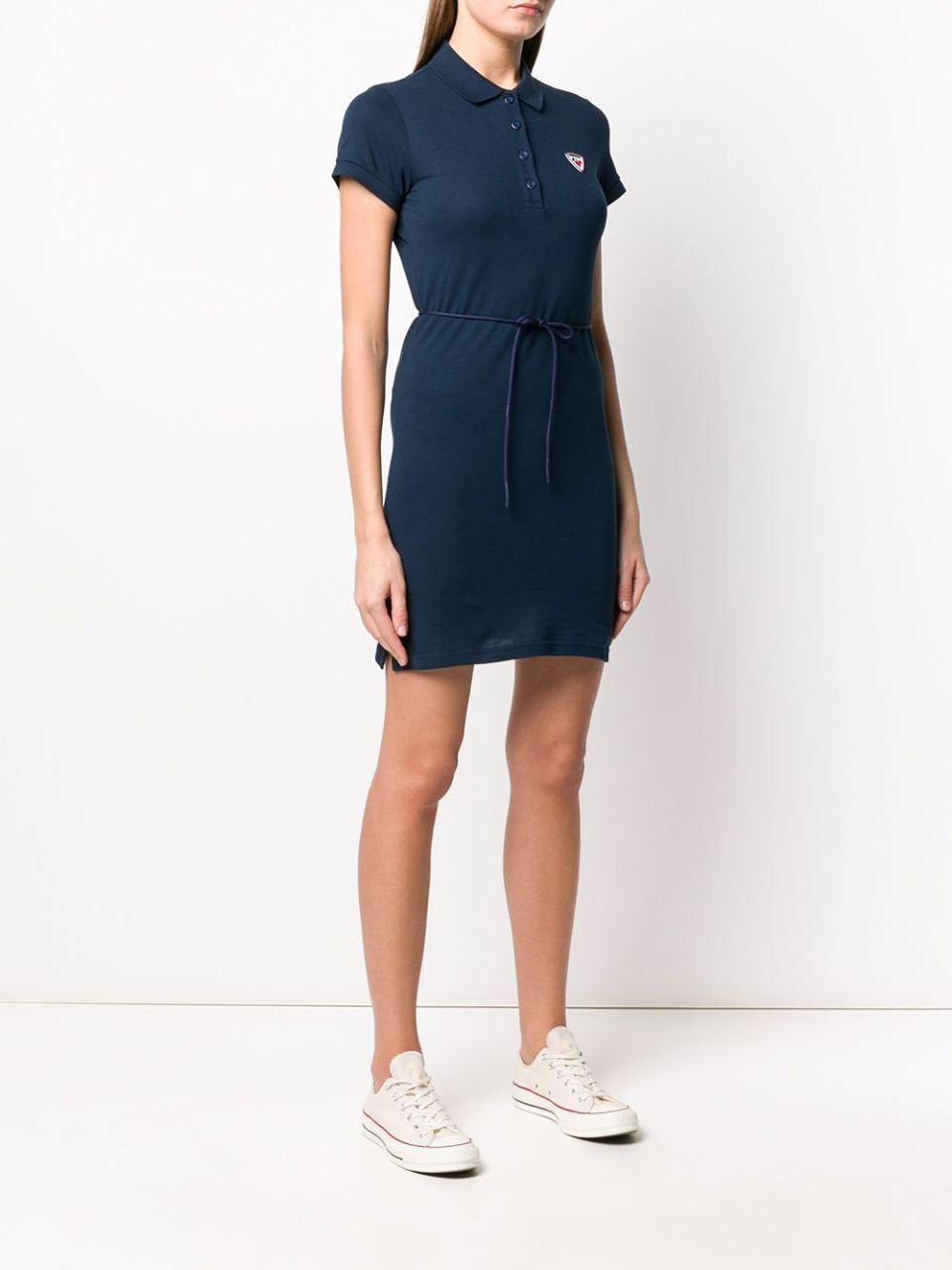 Rossignol платье-поло