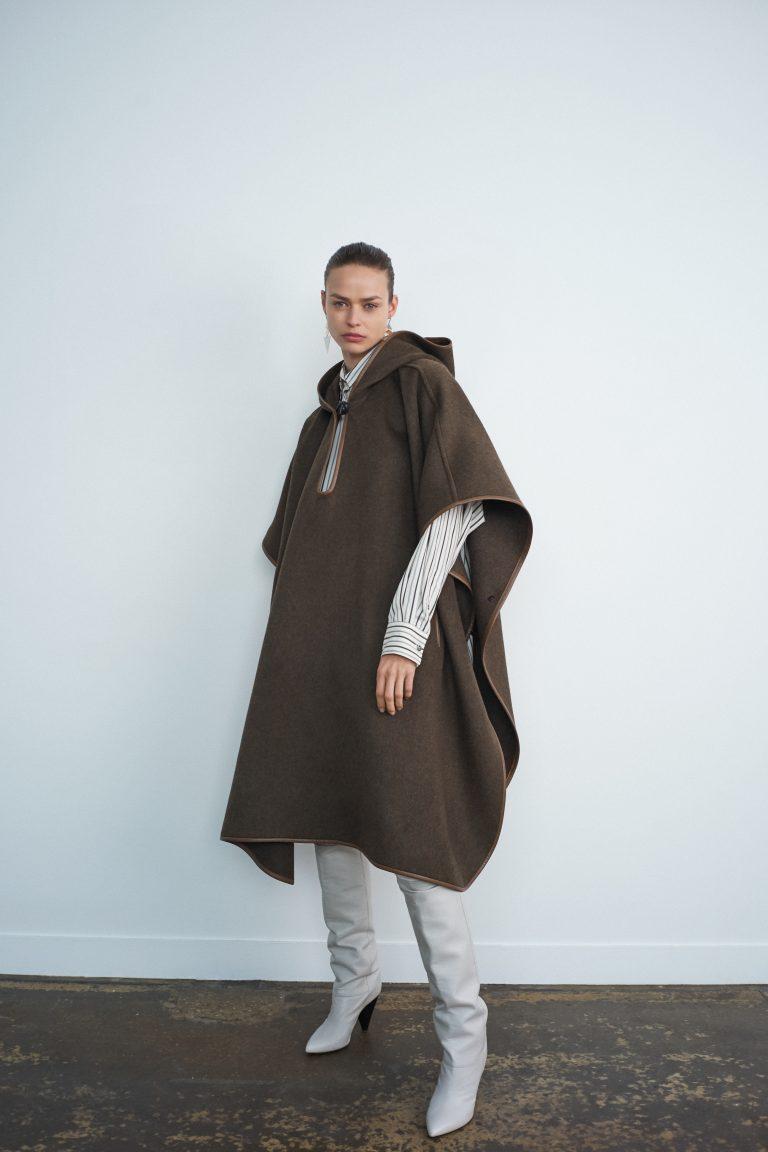 кейп модный тренд 2020