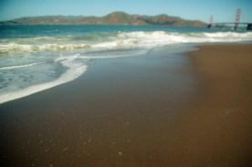 the pacific shore