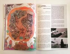 Sample page featuring Candice Yap & Liberty Antonia Sadler