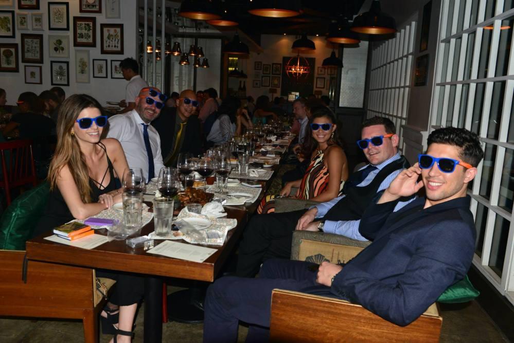 Austen Morris Associates Private Dinner at Las Flores (6/6)