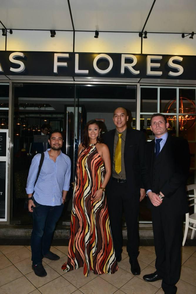 Austen Morris Associates Private Dinner at Las Flores (1/6)