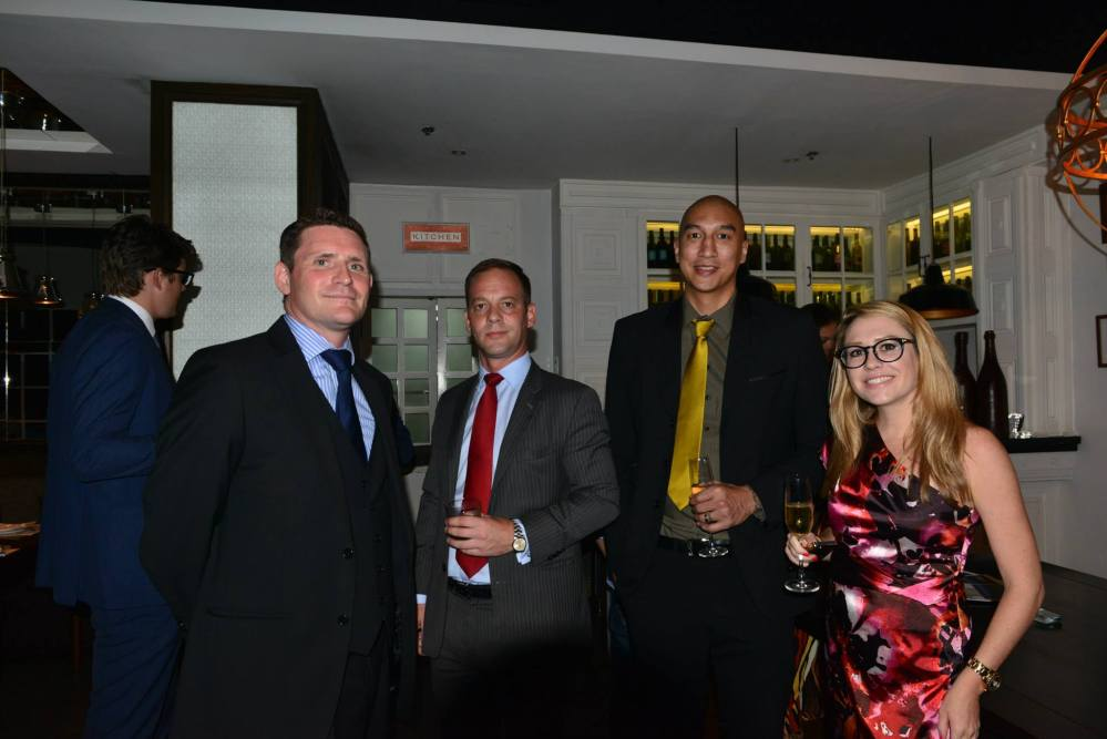 Austen Morris Associates Private Dinner at Las Flores (3/6)