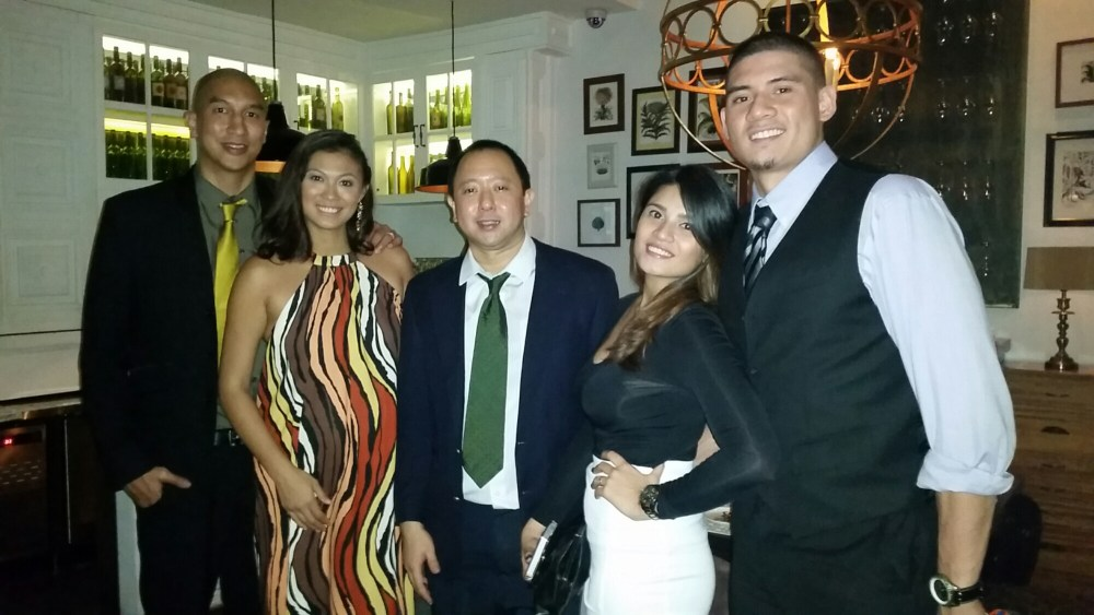 Austen Morris Associates Private Dinner at Las Flores (5/6)